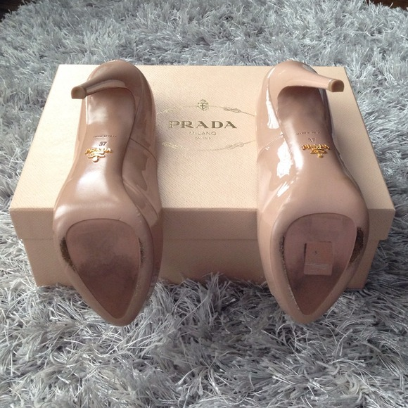 parda handbag - 24% off Prada Shoes - Prada vernice basic from Cathy\u0026#39;s closet on ...