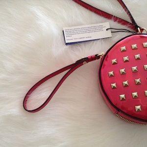 Rebecca Minkoff Handbags - Rebecca Minkoff metallic purse