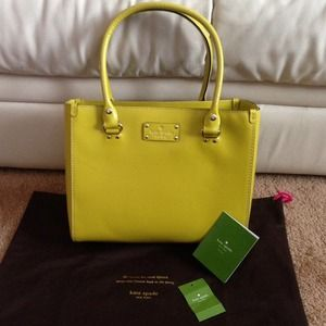 ✨Host Pick✨Kate Spade Wellesely Quinn bag