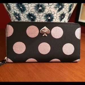 Kate Spade City Slicker Lacey Wallet