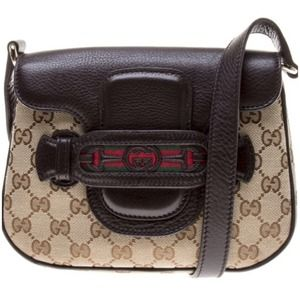Gucci: Dressage Cross Body Bag