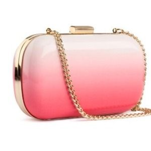 Ombre Clutch by H&M