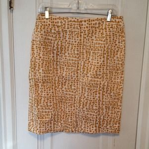 J Crew stretch skirt