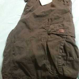 Other - Men army green shorts