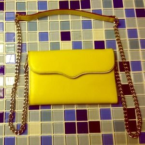 Rebecca Minkoff Wallet on a Chain