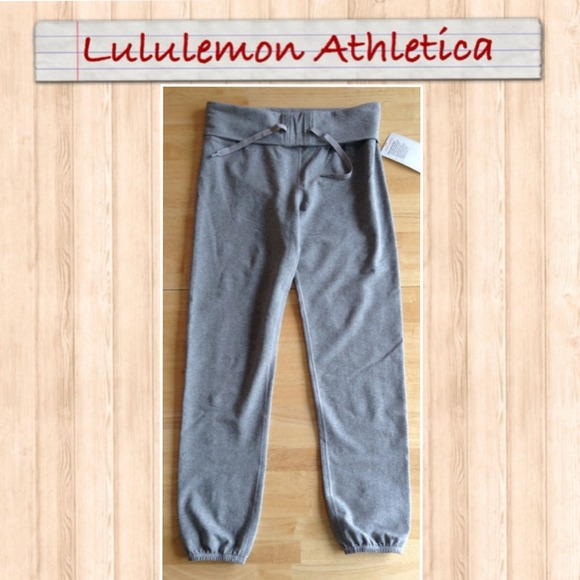 7f2054f6aee42 lululemon athletica Pants | Nwt After Asana Pant | Poshmark