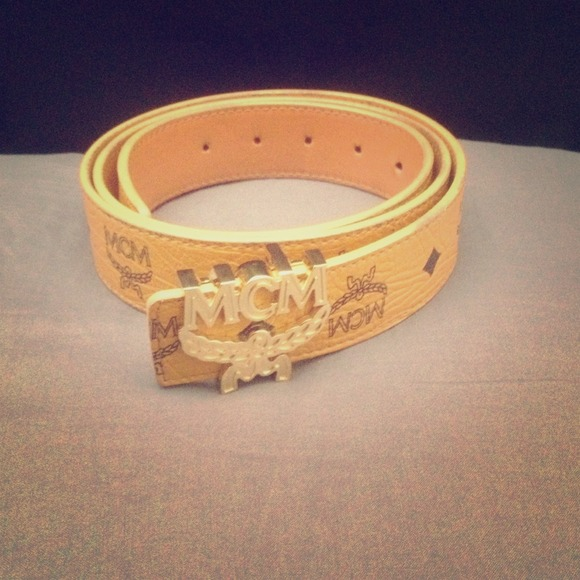 How Much Does A Mcm Belt Cost Mcm Fanny Pack