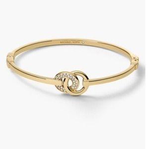 Michael Kors Interlocked Circles Bracelet