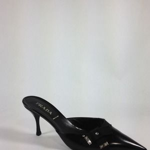 Prada Pointed -Toe Mule SZ. 37