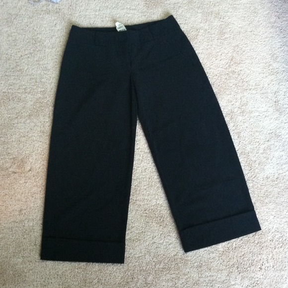 Speechless - Dressy Black Capri Pants from Becky's closet on Poshmark