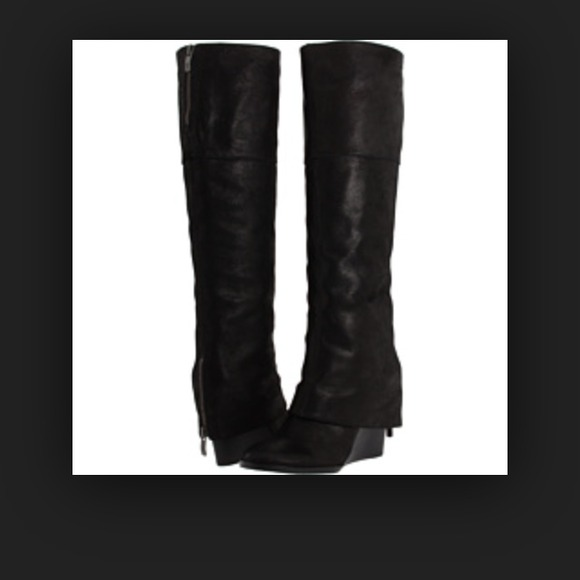46% off Shoes - Vince Camuto Abril Wedge Boots 😍 REDUCED from ...