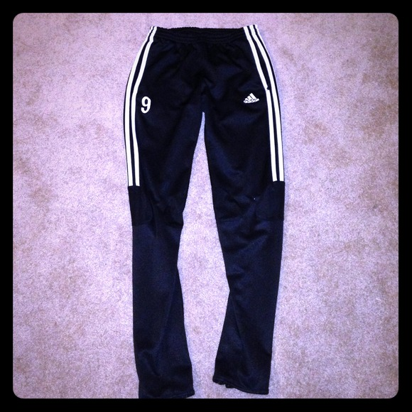 641c77d8b15e Adidas Pants - soccer sweats