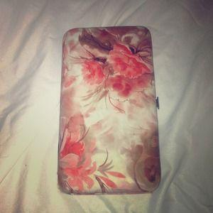 Floral Wallet