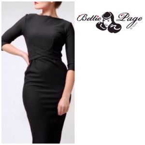 Bettie Page Dress