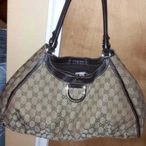 Auth GUcci Sukey bag