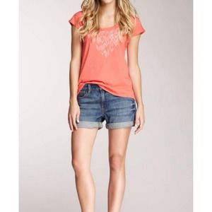 Calvin Klein Medium Wash Weekend short