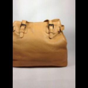Prada Leather Large Satchel