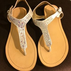 BCBGeneration Shoes - BCBGeneration embellished sandals