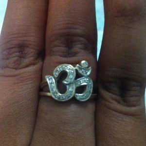 Jewelry - Real Gold and Real Diamond Ring