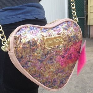 NWT BETSEY JOHNSON CROSSBODY