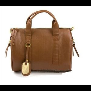 Korean Handbags - ⚠Final deduction!⚠ Brown Korean Handbag