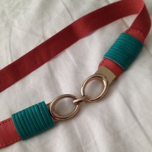 Beautiful stretch belt