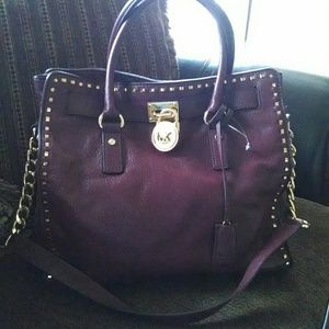 **Michael Kors Hamilton bag**
