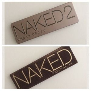 Naked one and two palette