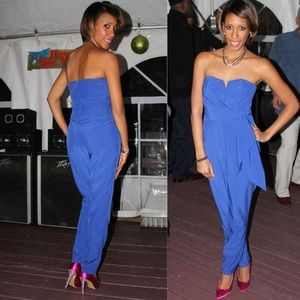 Other - Blue Romper