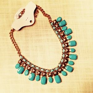 Jewelry - Turquoise Fashion Necklace