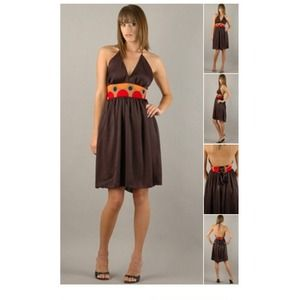 Tricia Fix Dresses & Skirts - NWT Tricia Fix Renta Mini Dress in Black
