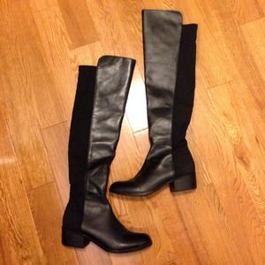 Steve Madden Boots - Steve Madden Haviland Over the Knee Boot