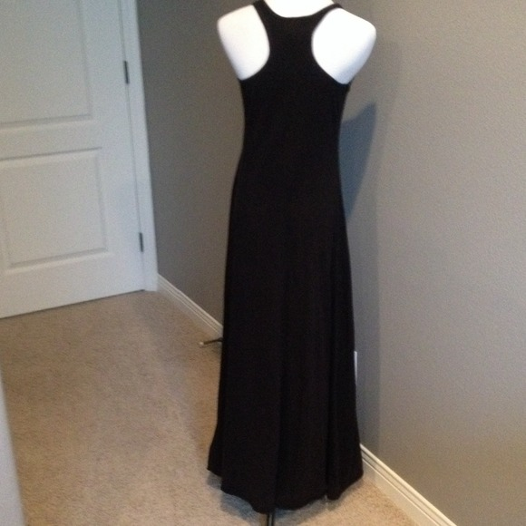 Mossimo Supply Co. - Sold!Black Racerback maxi dress from Heidi&39s ...