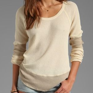 Free People Thermal Top *NEW*