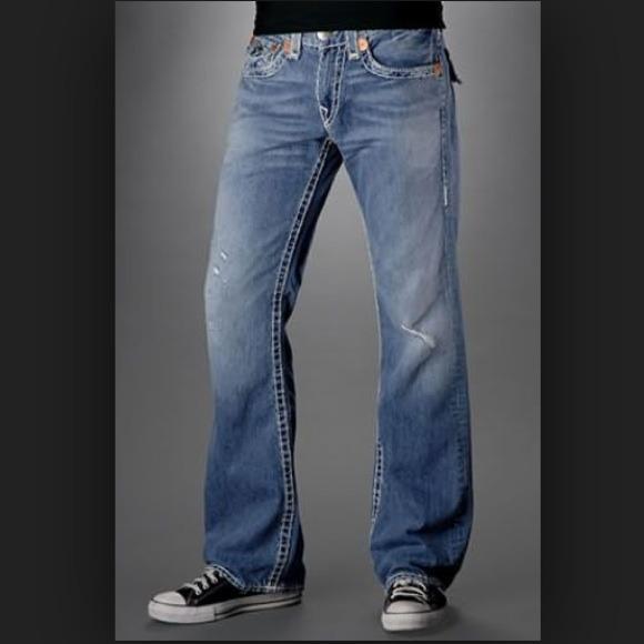 True Religion Billy Jeans Mens True Religion Billy Big t Mens