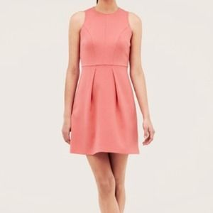 LOFT Dresses & Skirts - Coral sleeveless dress