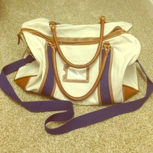 H&M duffel bag