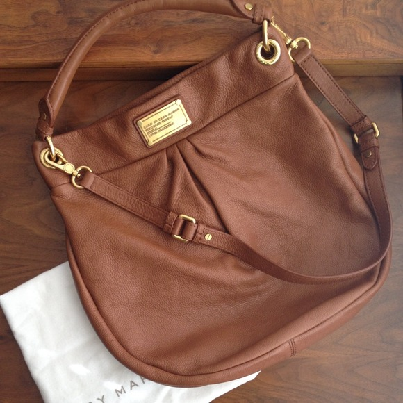 83f6993459c Marc by Marc Jacobs Bags | Soldm Jacobs Classic Q Hillier Hobo ...