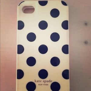 ⭐️⭐️Authentic Kate spade iPhone 4/4s case!⭐️⭐️
