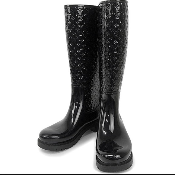 21% off Louis Vuitton Boots - Louis Vuitton rain boots price is ...