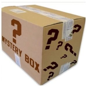 $30 mystery box..are you willing to take a chance?