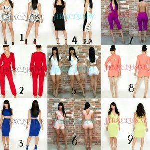 Dresses & Skirts - Jumpsuit, Romper, Dress