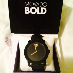Authentic Movado Bold Watch ⌚️
