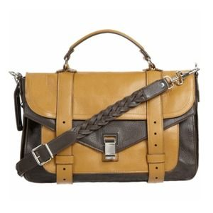 Proenza Schouler Handbags - Proenza Schouler PS1 Medium Deerskin