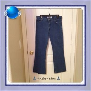 Anchor Blue Denim - Anchor Blue Jeans⚓