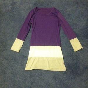 Dresses & Skirts - Tshirt dress