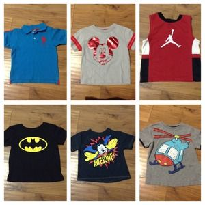 Other - (Boys) Toddler tops and bottoms