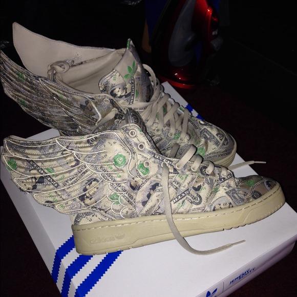 Adidas Jeremy Scott Wings Money