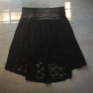 H&M long-short skirt