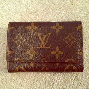 Louis Vuitton unisex wallet